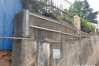 경기도, 해빙기 대비 노후 건축물옹벽 등 안전점검 실시